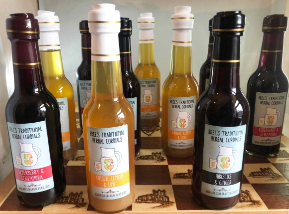 Traditional Herbal Cordials