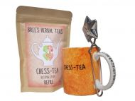 Chess-tea Mug Set