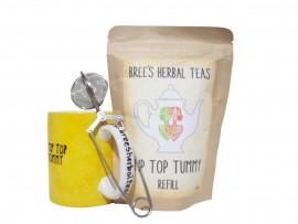 Tip Top Tummy Mug Set